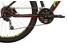 Ghost Kato 3 MTB Hardtail czerwony/czarny